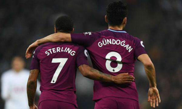 Ilkay Gundogan backs his teammate Raheem Sterling