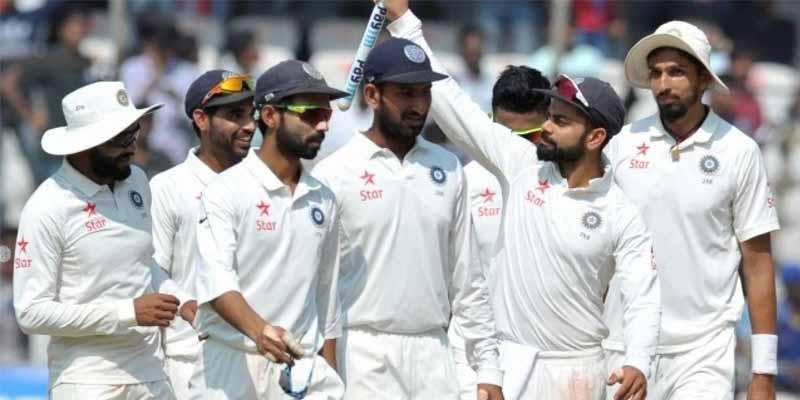 India Test Squad 2018