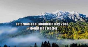 International Mountain Day 2018