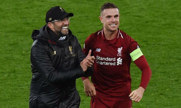 Jordan Henderson believes Liverpool is ready to win trophies