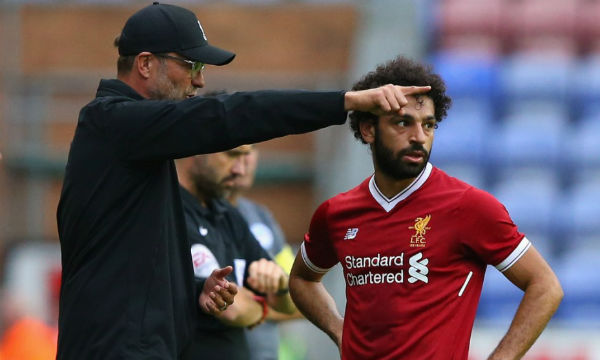 Jurgen Klopp never doubted Mohamed Salah despite slow start