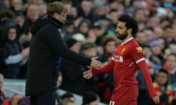 Jurgen Klopp expects a 'really tough' match