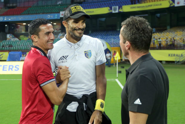Kerala Blasters sacked David James