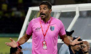 Kerala Blasters sacked their English coach David James