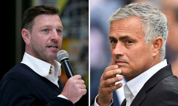 Lee Sharpe believes Manchester United picked a weird time to sack Jose Mourinho
