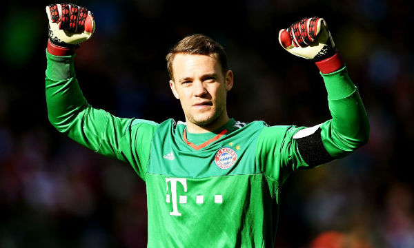 Manuel Neuer says Liverpool is vulnerable