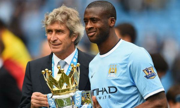 Manuel Pellegrini claims Yaya Toure is not a priority signing