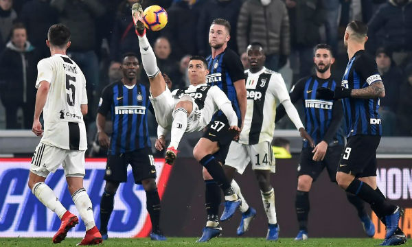 Juventus manager Massimiliano Allegri admits Inter Milan caused them 'problems'