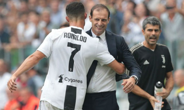 Massimiliano Allegri admits things did not go the Juventus way