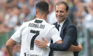 Massimiliano Allegri says Cristiano Ronaldo must score every penalty