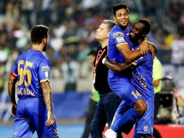 Mumbai City vs Kerala Blasters