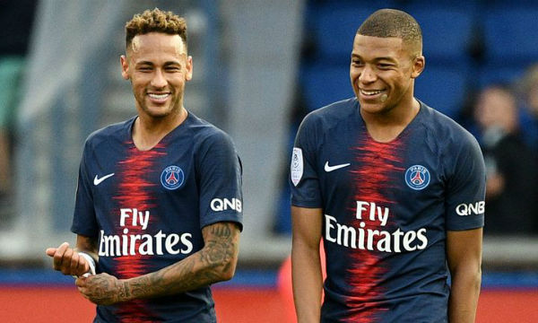 Paris Saint-Germain furiously slammed the reports of selling Neymar and Kylian Mbappe