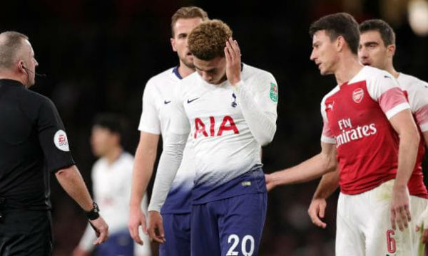 Mauricio Pochettino thinks the bottle attack on Dele Alli reflected the rivalry