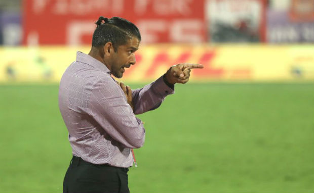 Pune City coach Pradhyum Reddy