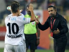 FC Pune City coach Pradhyum Reddy is happy