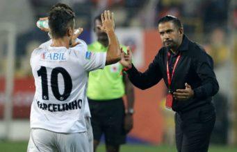 FC Pune City coach Pradhyum Reddy is happy