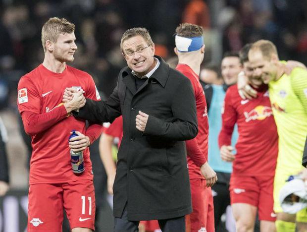 Ralf Rangnick believes Timo Werner
