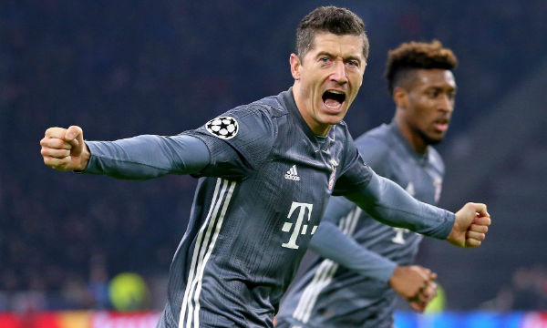 Robert Lewandowski says Bayern Munich have 'a lot more potential'