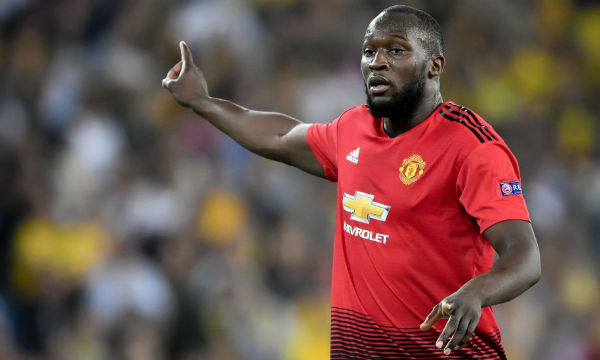 Romelu Lukaku claims his weight gain
