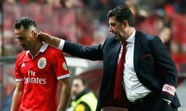 Rui Vitoria claims motivation is not an issue for Benfica