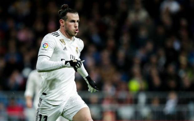 Santiago Solari on Gareth Bale