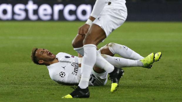 Neymar's injury