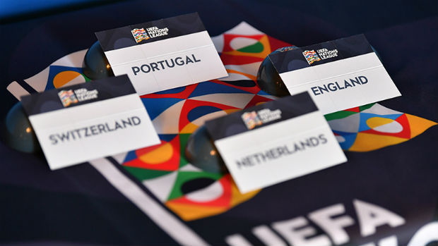 UEFA Nations League Finals 2019 teams