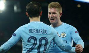 Bernardo Silva is hopeful about the Premier League title