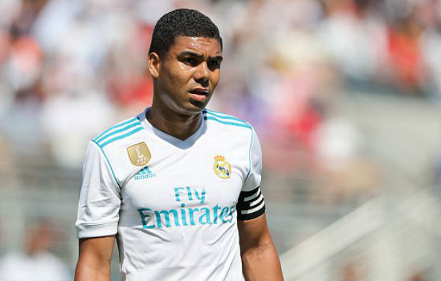 Casemiro defends Real Madrid