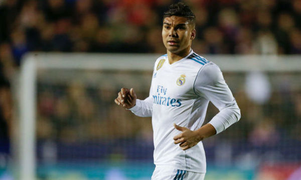 Casemiro defends Real Madrid's loss
