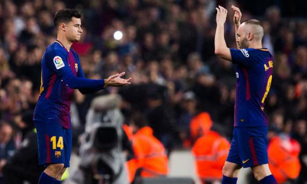 Ernesto Valverde believes Philippe Coutinho must fight