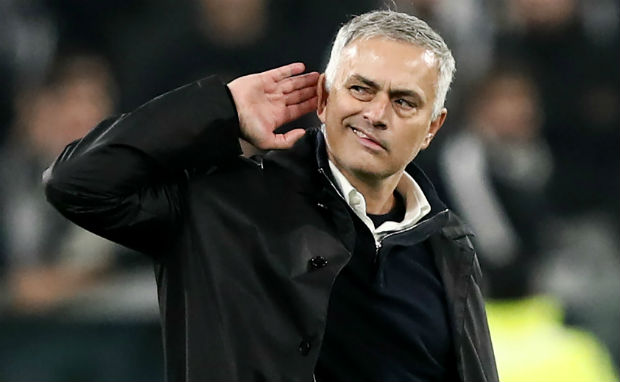 Jose Mourinho on Barcelona