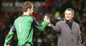 Jose Mourinho pays tribute to retiring Petr Cech