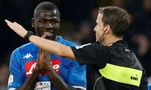 Napoli slam the decision of FIGC