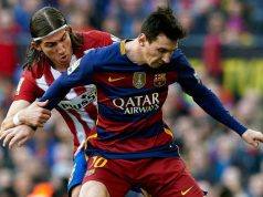 Filipe Luis thinks Lionel Messi is the deserving recipient of the Ballon d'Or