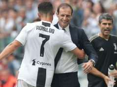 Massimiliano Allegri believes the Supercoppa clash against AC Milan is a practice