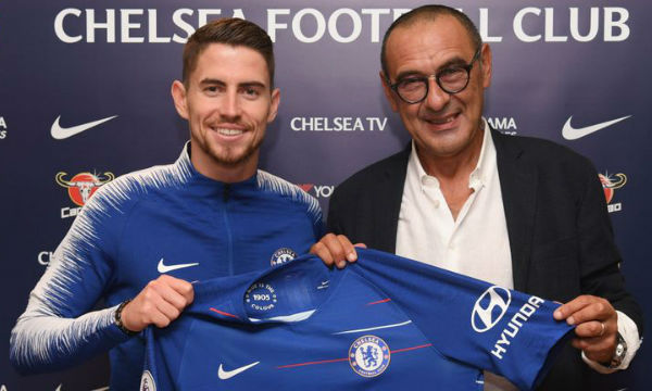 Maurizio Sarri demands a proper back-up of Jorginho