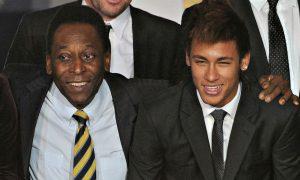 Neymar slams legendary footballer Pele