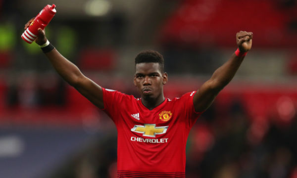 Paul Pogba admits his fondness of 'attacking' gameplay