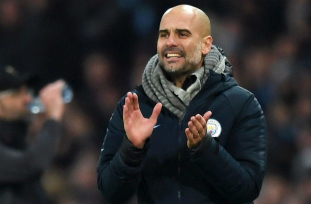 Pep Guardiola hails Manchester City