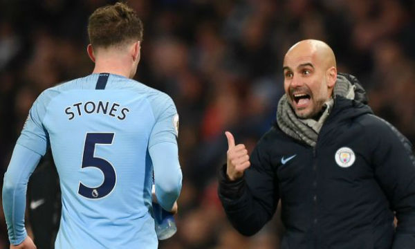Pep Guardiola hails Manchester City players