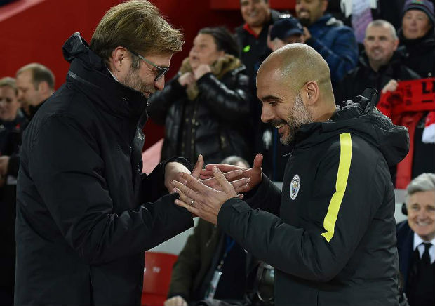 Pep Guardiola on Jurgen Klopp
