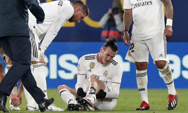 Santiago Solari claims Gareth Bale's injury cost Real Madrid