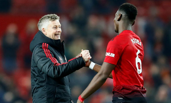 Ole Gunnar Solskjaer is confident about the fitness of Paul Pogba