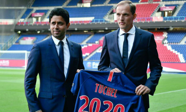 Thomas Tuchel says he will only 'sleep well' after PSG signs a new player