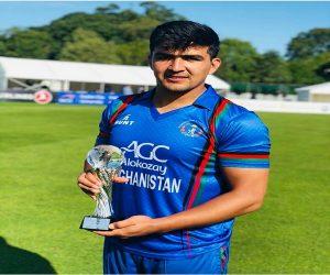 Afghanistan scores highest T20 score
