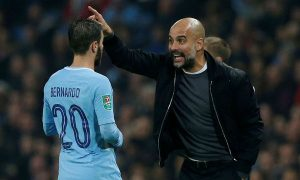 Manchester City believe in Pep Guardiola's tactical changes