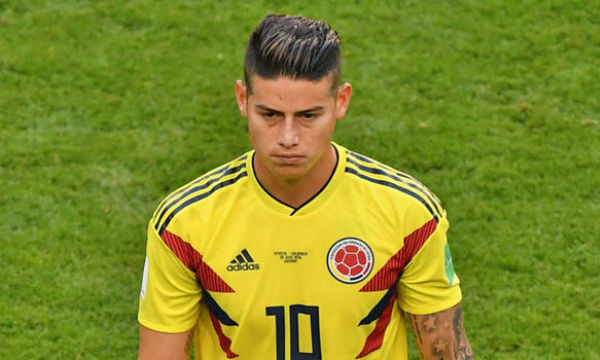 New Colombia manager Carlos Queiroz sends warning to James Rodriguez