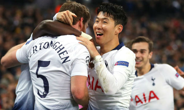 Jan Vertonghen declares Son Heung-Min as one of the best in the Premier League