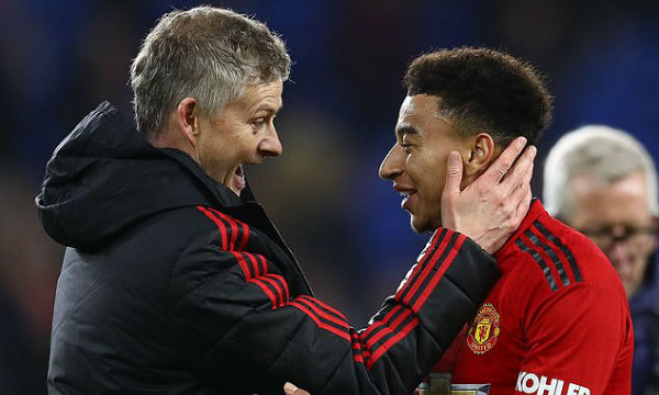 Jesse Lingard says Solskjaer wants them to repeat the Manchester United history